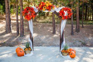 Ben & Laura's colorfull fall wedding- October 2017