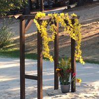Arbor available to use for your event!